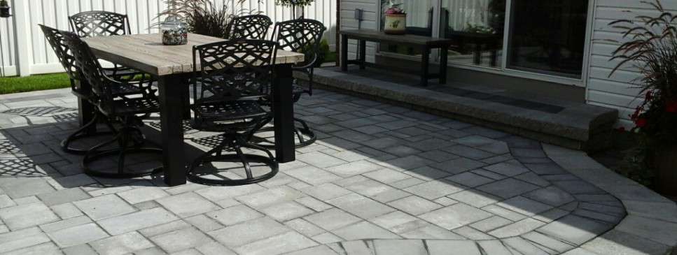 Interlock Driveways and Patios - Ottawa
