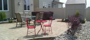 Lawn and Patio Custom Landscaping
